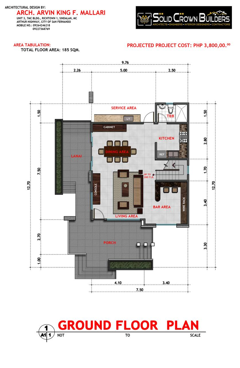 House plan possibly